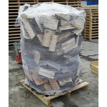 Štípané palivové dřevo - měkké skládané