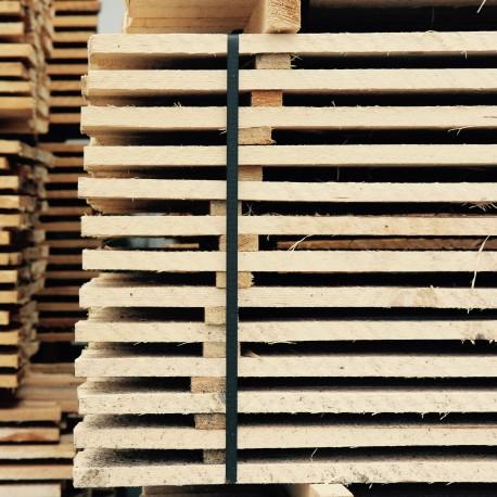 Prkna stavební 22mm - 4m